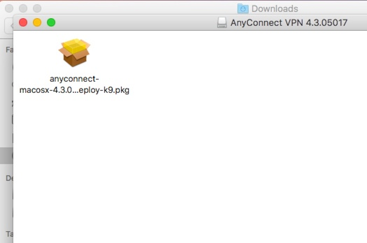 Anyconnect Pkg Download